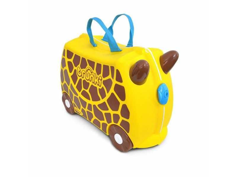 Trunki Kufřík + odrážedlo žirafka Gerry