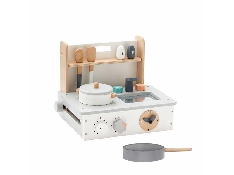 Mini kuchyňka dřevěná Bistro, Kids Concept
