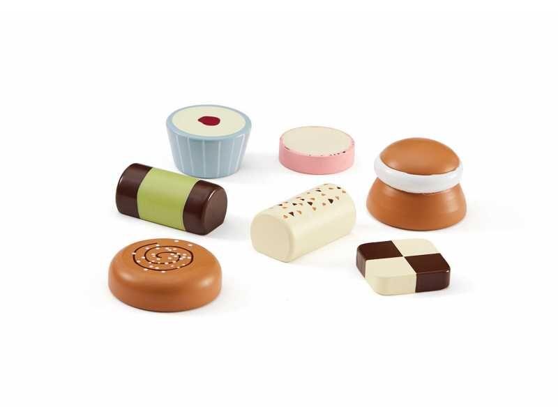 Švédské zákusky dřevěné Bistro, Kids Concept