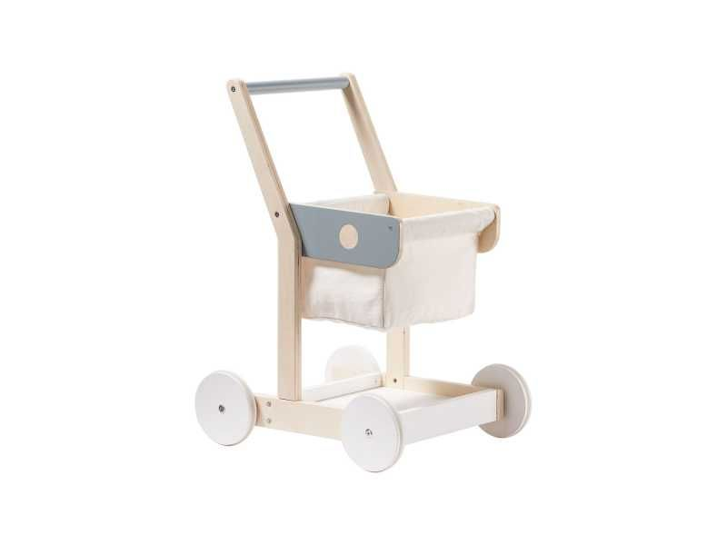 Nákupní vozík dřevěný Bistro, Kids Concept