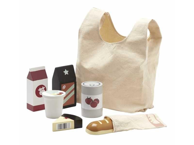 Nákupní taška s nákupem, Kids Concept