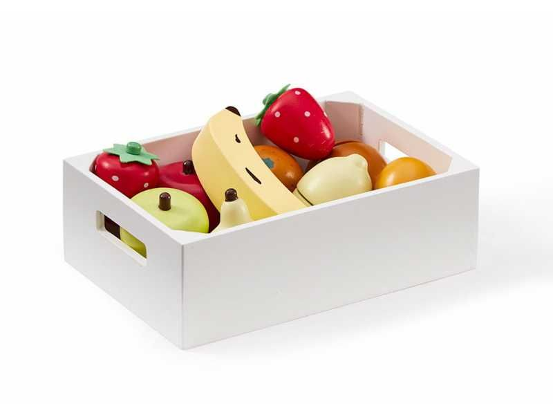 Ovoce v bedýnce dřevěné Bistro, Kids Concept