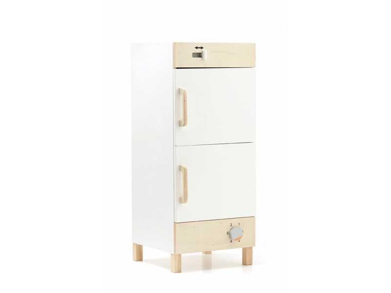 Lednice a mrazák dřevěné Bistro, Kids Concept