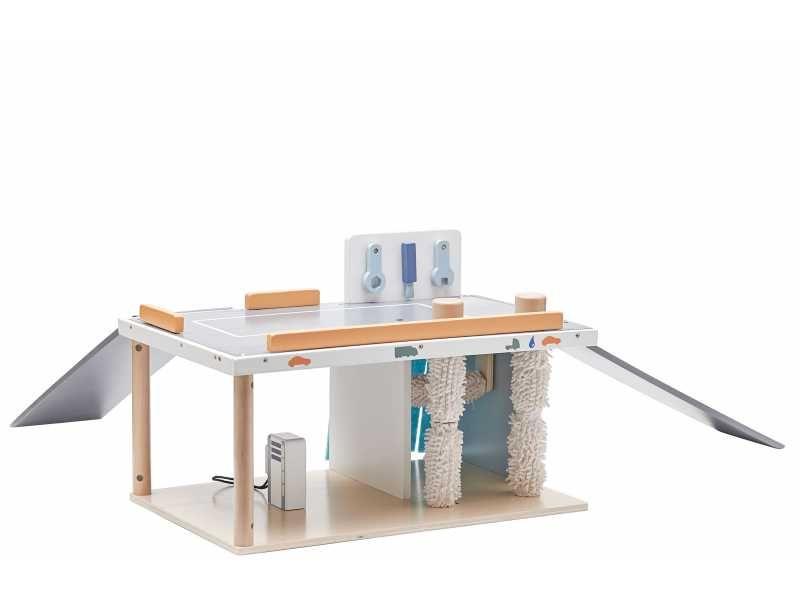 Autoservis Aiden dřevěný, Kids Concept