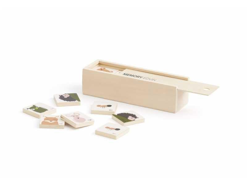 Pexeso dřevěné EDVIN, Kids Concept