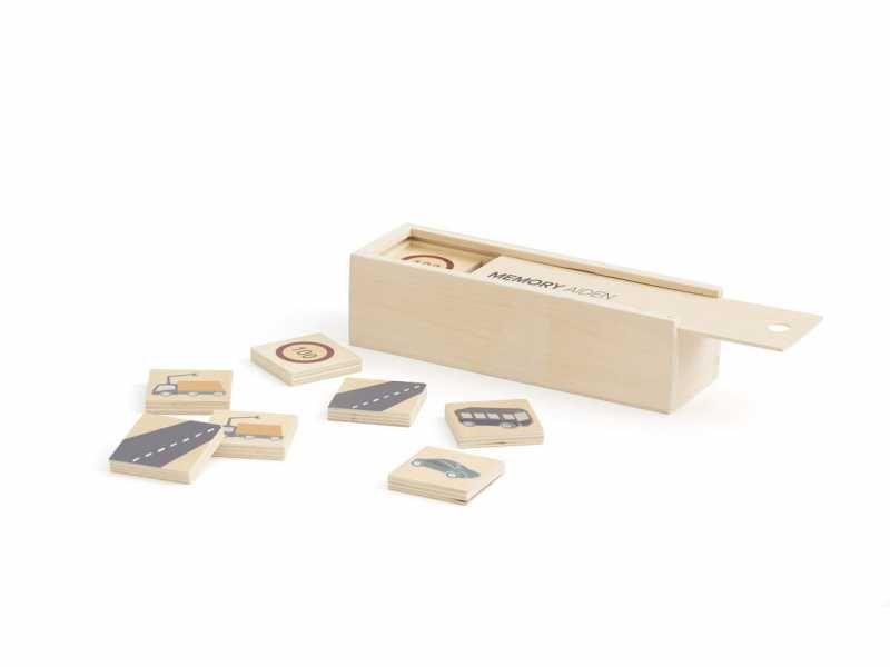 Pexeso dřevěné AIDEN, Kids Concept