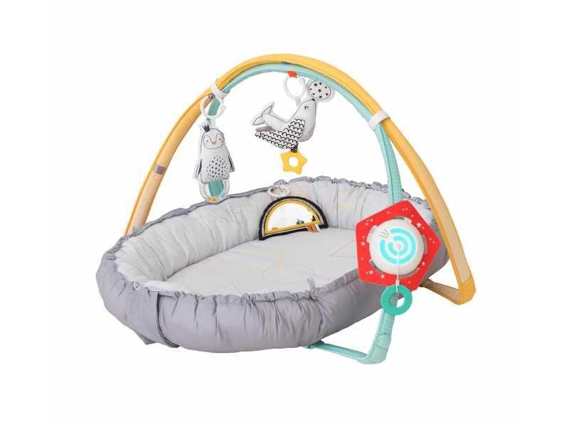 Hrací deka & hnízdo s hudbou pro novorozence, Taf Toys