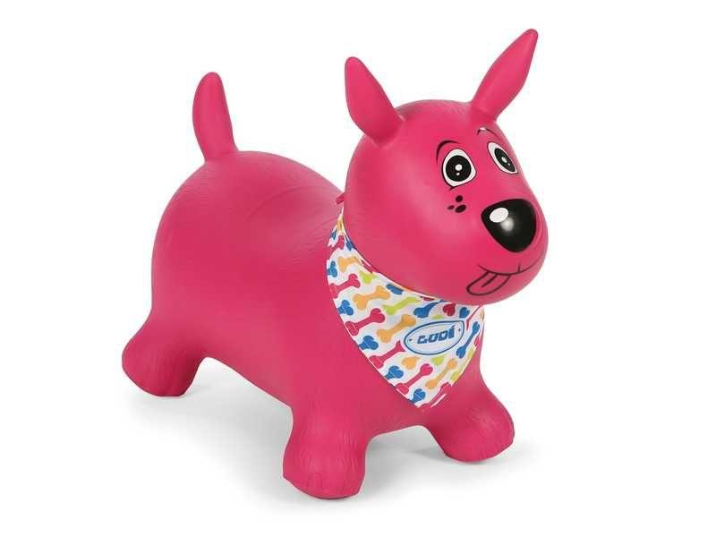 Skákací pes růžový, Ludi