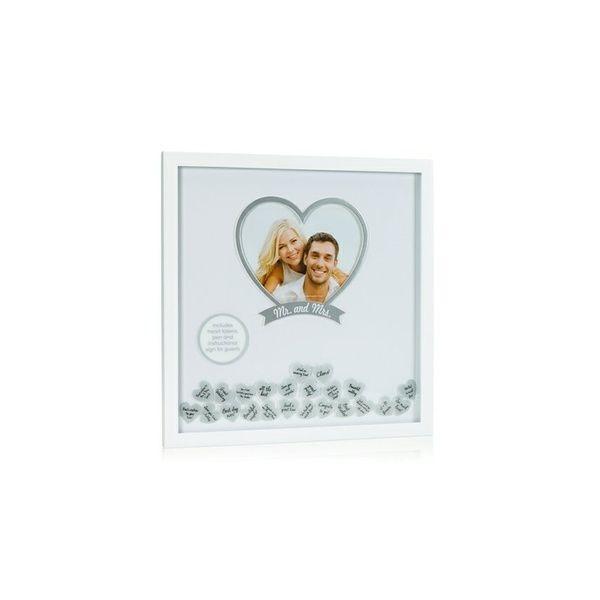 Maxi fotorámeček Svatební přání Pearhead