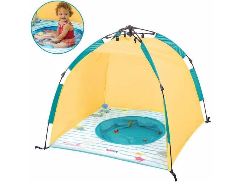 Stan pro děti s bazénem anti-UV Express, Ludi