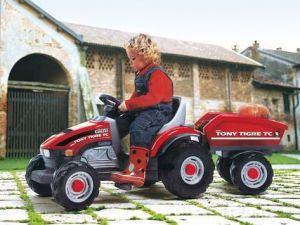 Dětské vozítko Mini Tony Tigre