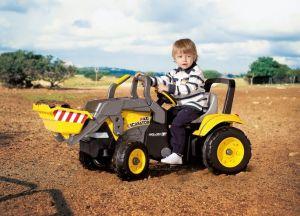 Dětská šlapací vozítka Maxi Excavator
