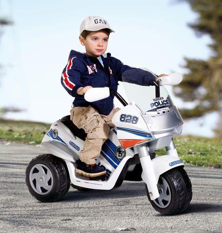 Dětské vozítko Raider Police Peg Perego
