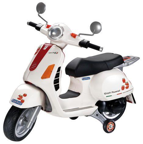 Dětské vozítko Vespa Peg Perego