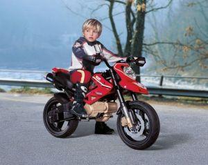 Dětské elektrické vozítko Ducati Hypermotard