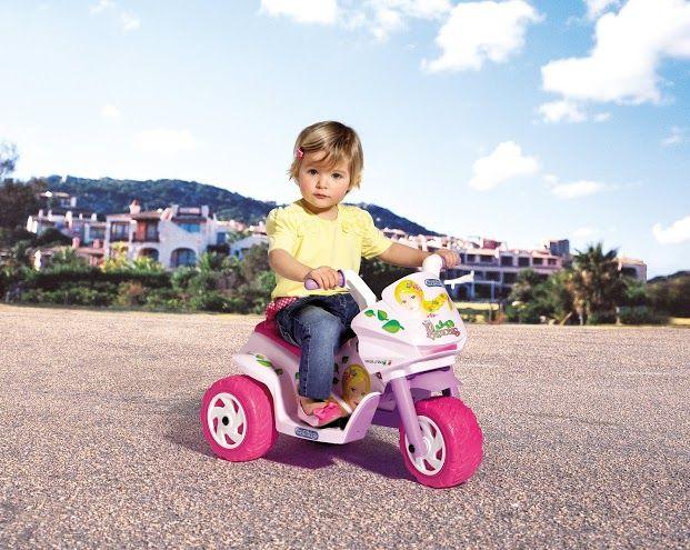 Elektrické vozítko mini Princess Peg Perego