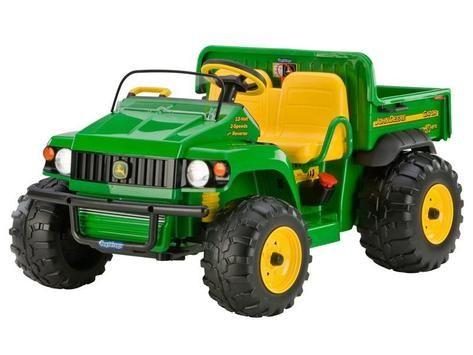 Dětské vozítko John Deere Gator HPX Peg Perego