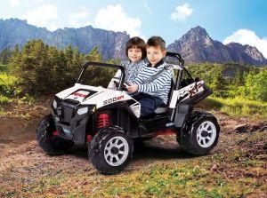 Dětské elektrické vozítko Polaris Ranger RZR 900
