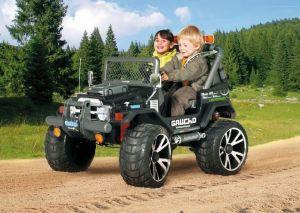 Dětské elektrické vozítko Gaucho Super Power