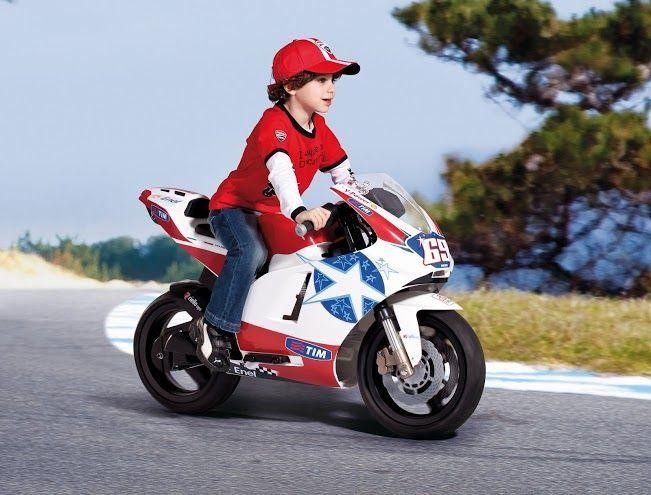 Dětské elektrické vozítko Ducati GP Limited Edition Peg Perego