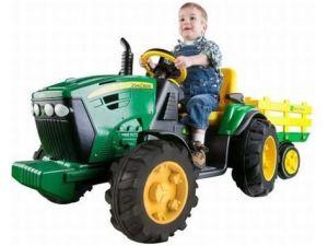 Dětské vozítko John Deere Ground Force