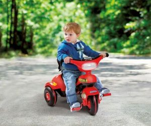 Dětská šlapací vozítko Cucciolo