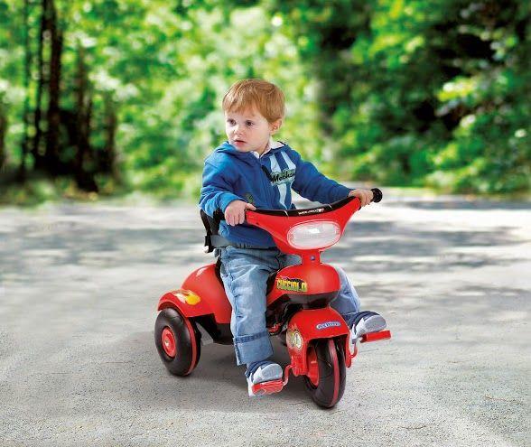 Dětská šlapací vozítko Cucciolo Peg Perego