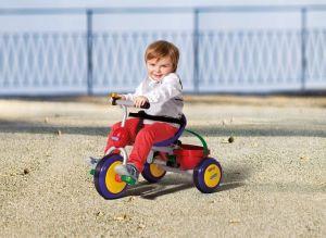 Dětská šlapací vozítko Trillo