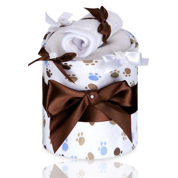 Plenkový dort Small White Paws/malé bíle tlapky, T-tomi