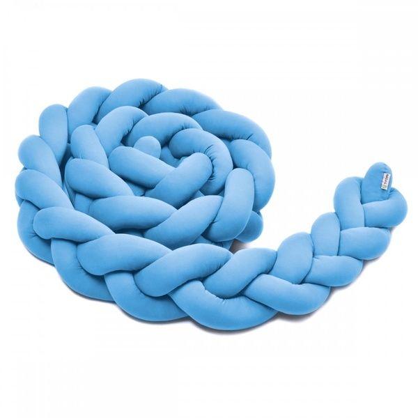 Pletený mantinel 360cm, Blue, T-tomi