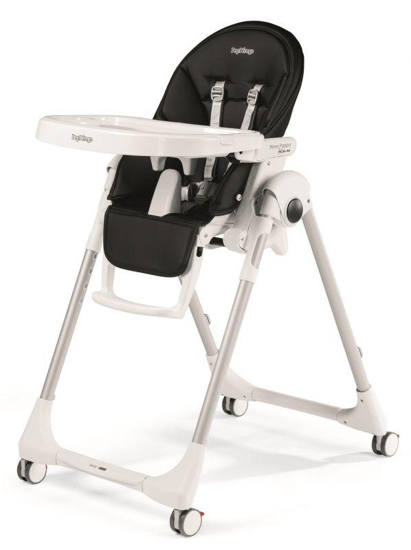 Jídelní židlička Peg Pérego Prima Pappa Follow Hi- Tech Licorice 2020 Peg Perego