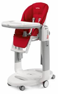 Jídelní židlička Peg Pérego TATAMIA Follow Me Fragola 2020