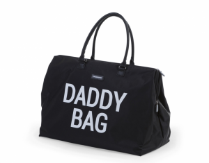 Přebalovací taška Daddy Bag Big Black, Childhome