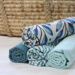 Bavlněná mušelínová plena, Blue Tiger Tommy Lise