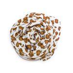 Bavlněná mušelínová plena, White Leopard Tommy Lise