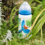 Kojenecká láhev 250 ml, Feathery Mood Tommy Lise