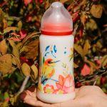 Kojenecká láhev 250 ml, Blooming Day Tommy Lise